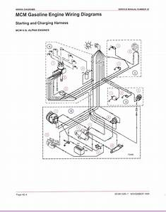 7 4 Mercruiser Wiring Diagram