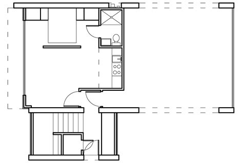 Modern Small House Design Floor Plan  Home Design And Style