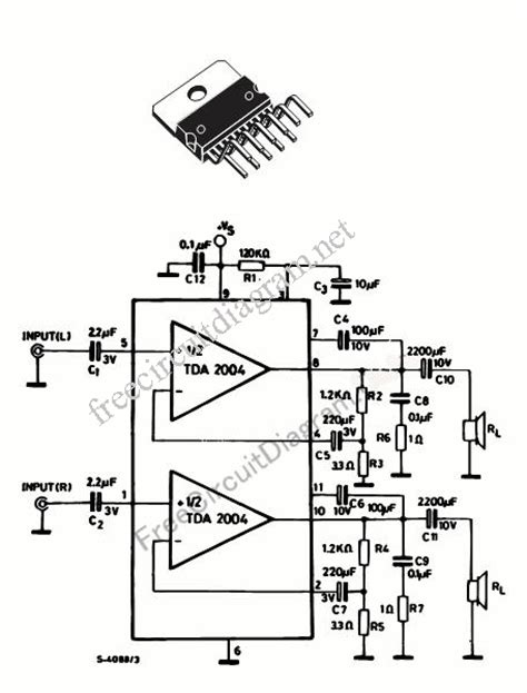 Today Electronics Watt Car Power Amplifier Using Tda