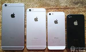 Taille Des Iphone : conclusion et galerie test apple iphone 6 et apple iphone 6 plus ~ Maxctalentgroup.com Avis de Voitures