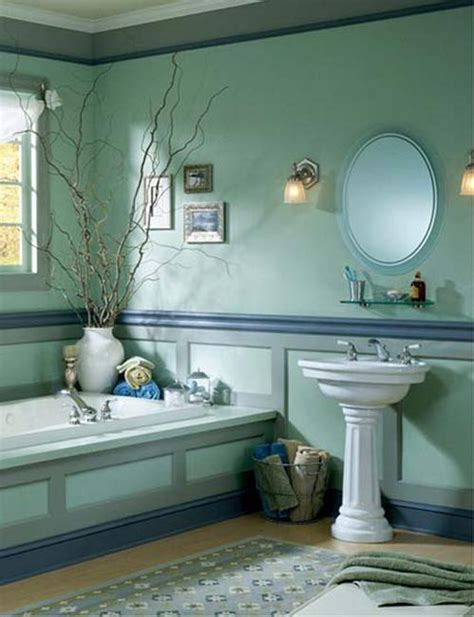 Themed Bathroom Decor by 30 Modern Bathroom Decor Ideas Blue Bathroom Colors And