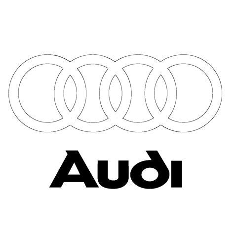 Cars Kleurplaat A4 by Leuk Voor Logo Audi