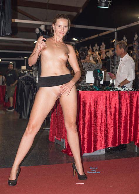 Bri On Erotic Fair October 2016 Voyeur Web