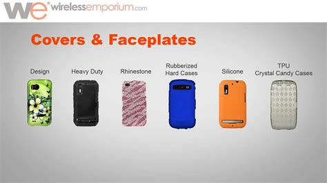 what type of phone do i cell phone cases what are the different types of phone
