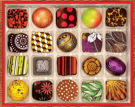 puzzle cuisine chocolate artistry 1000 jigsaw puzzle
