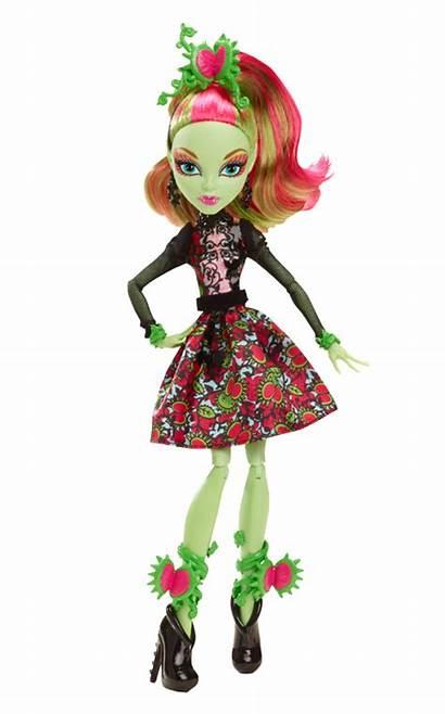 Venus Mcflytrap Monster Monsterhigh Doll Play Characters