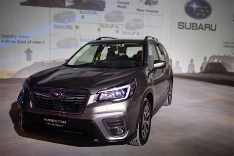 subaru forester  malaysia subaru cars review