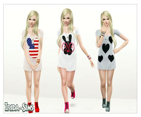 Télécharger Mody Do Sims 3 Chomikuj Ubrania Wardreeras