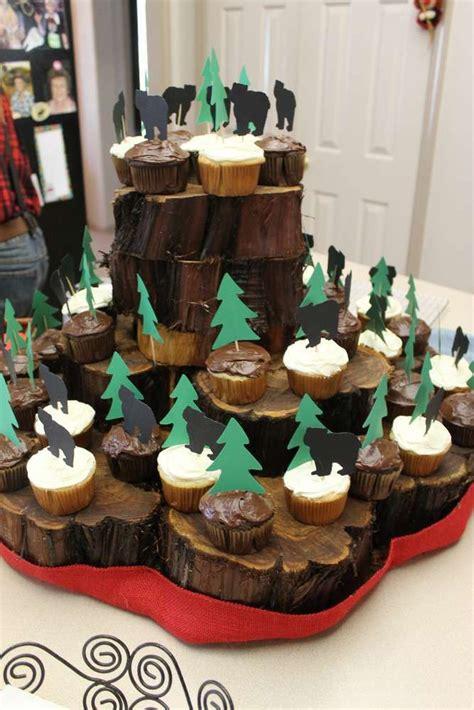 Mountain Man Lumberjack Birthday Party Ideas Lumberjack