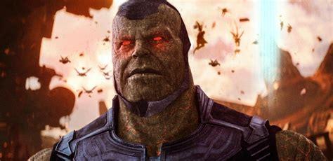 Infinity War' Fan Edit Turns Thanos Into Darkseid