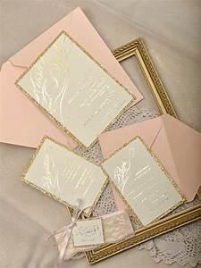 1000 ideas about glitter wedding invitations on pinterest With glitter wedding invitations australia