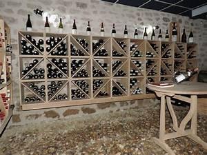 Agencement Cave A Vin : voilliot artisans bois morvan ~ Premium-room.com Idées de Décoration