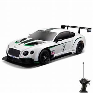 Maisto Bentley Continental GT3 Remote Control Car 1 24