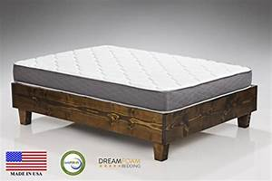 dreamfoam bedding spring dreams pocket coil mattress 5 With best rated coil spring mattress