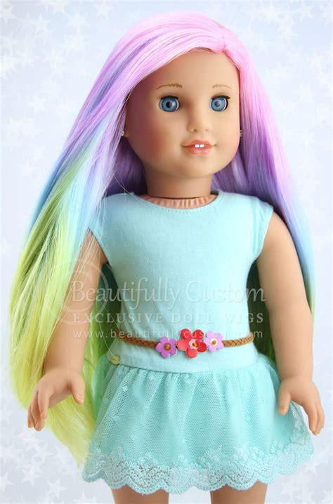 beautiful custom american girl dolls images