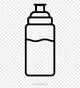 Bottle Water Coloring Pages Clipart Pinclipart sketch template