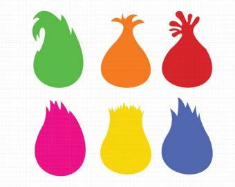 trolls hair template related image cupcake picks pinterest troll party
