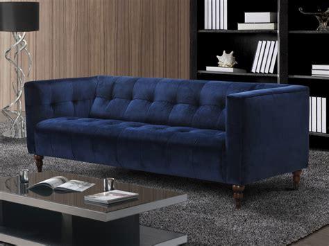 canape capitonne velours canapé et fauteuil en velours vintage bleu ou gris margaux
