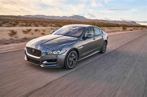 jaguar xe   sport  week review automobile