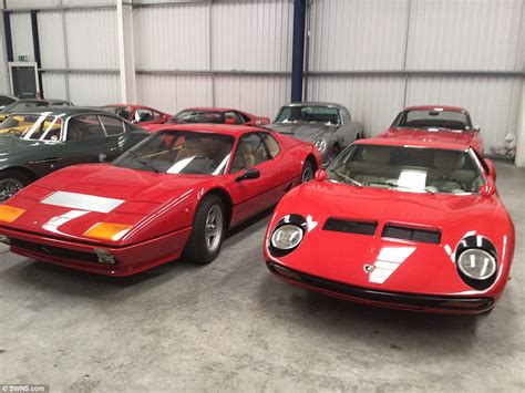 Treasure Trove Of Classic Cars Worth £20m Snapped Up By