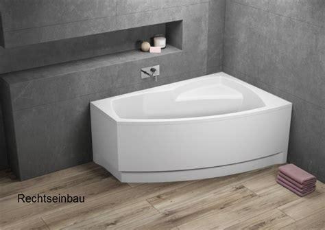 Freistehende Badewanne Material Und Standort by Badewanne Wannen 140 X 90 Cm Rechtseinbau Inkl