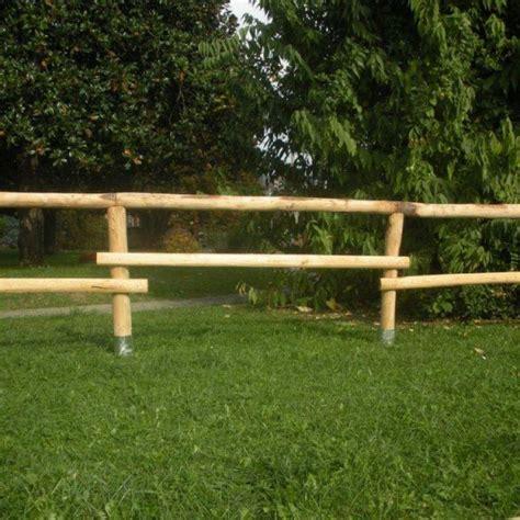corrimano in legno prezzi prezzo staccionata a una traversa in castagno