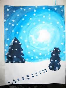 Winter Wonderland Arts and Crafts