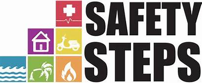 Safety Steps Campaign Disaster Reduction Arc International
