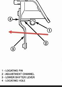 Dodge Ram Transfer Case Shifter Linkage Diagram