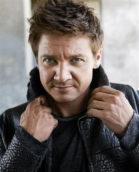 Best Jeremy Renner Quotes Images Pinterest