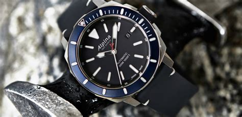 Alpina Seastrong Diver 300 Automatic Review