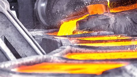 Automation in foundry and forging industry   KUKA AG