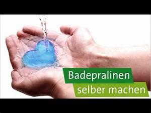 Acrylbinder Selber Machen : diy geschenke selber machen badepralinen in herzform youtube ~ Yasmunasinghe.com Haus und Dekorationen