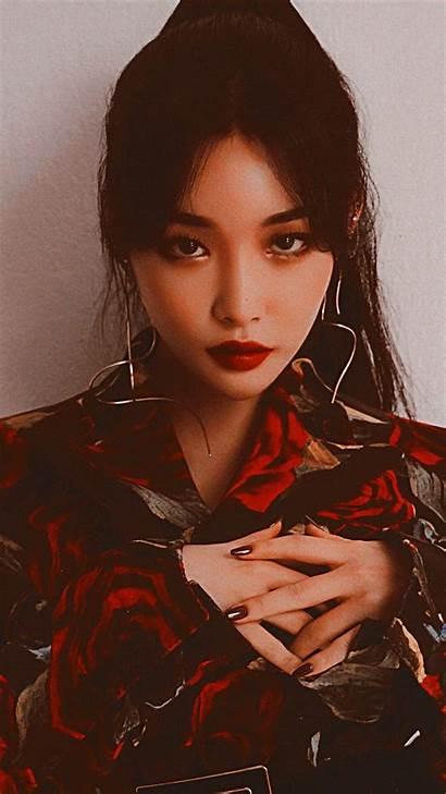 Chungha Kim Kpop Korean Chung Pop Solo