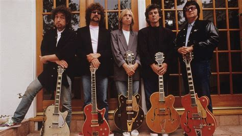 Csftd #35 The Traveling Wilburys  Handle With Care