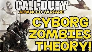 "Call of Duty: ADVANCED WARFARE - ""CYBORG"" ZOMBIE WAVE Mode ..."