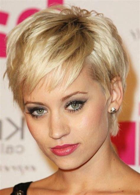 short hairstyles  thin hair women