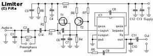 Audio Limiter Circuit