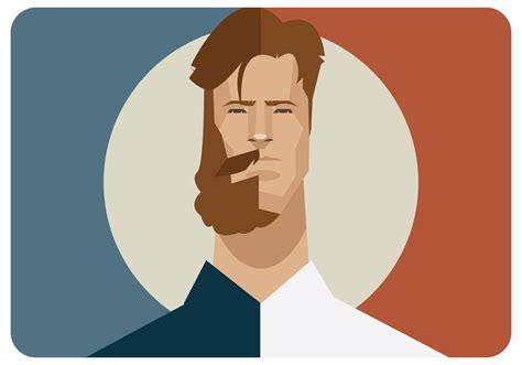 Beard Waxing Vector - Download Free Vector Art, Stock ...