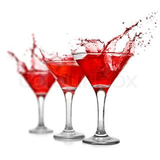 red martini red drink cosmopolitan stock photo colourbox