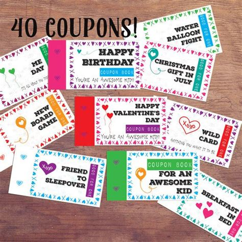 birthday coupon best 20 birthday coupons ideas on