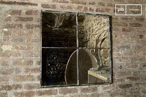 3 Teiliger Spiegel : quadratischer 4 teiliger spiegel vintage accessoires pib ~ Bigdaddyawards.com Haus und Dekorationen