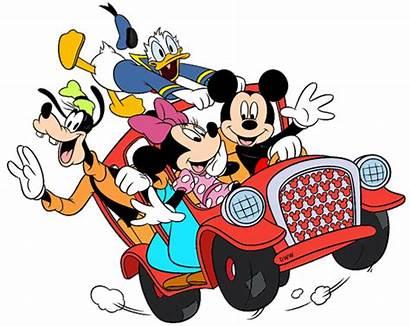 Mickey Friends Minnie Mouse Goofy Disney Donald