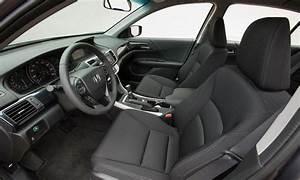 Honda Accord With Many Innovative Control Systems