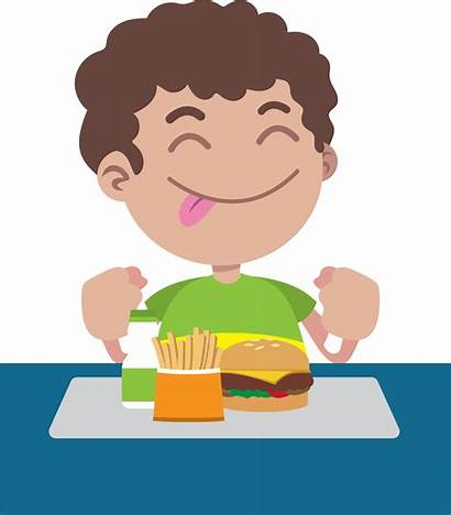 Eating Clipart Health Healthy Kid Child Menu