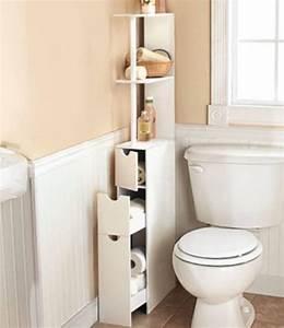 Smile for no reason: Small Bathroom Storage Solutions