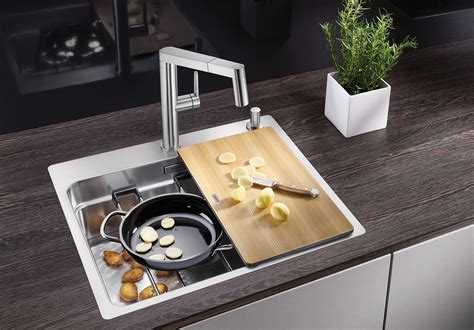 kitchen sink attack blanco etagon 500 spoelbak product in beeld 2568