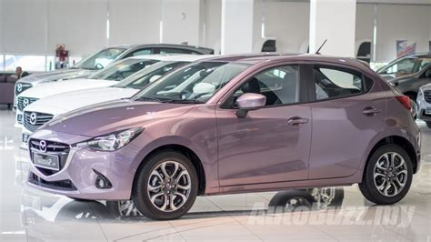 mazda malaysia offers  striking  colours