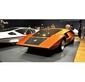 Atlanta Dream Cars Showcase  1970 Lancia Stratos HF ZERO