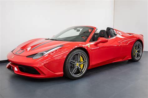 Ferrari the lion in the jungle of cars dubai blog. Ferrari 458 speciale aperta 2015 For Sale   Car And Classic